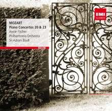 Wolfgang Amadeus Mozart (1756-1791): Klavierkonzerte Nr.20 & 23, CD