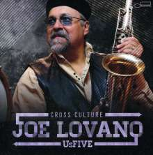 Joe Lovano (geb. 1952): Cross Culture, CD