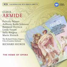 Christoph Willibald Gluck (1714-1787): Armide, 3 CDs