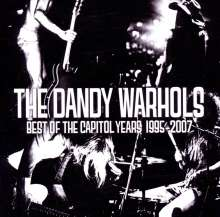 The Dandy Warhols: The Best Of The Capitol Years: 1995-2007, CD