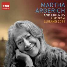 Martha Argerich & Friends - Live from Lugano Festival 2011, 3 CDs