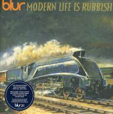 Blur: Modern Life Is Rubbish (Remastered And Expanded Special Edition), 2 CDs