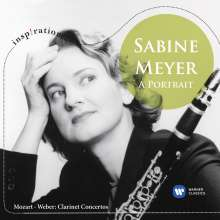 Sabine Meyer - A Portrait, CD