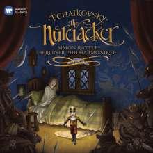 Peter Iljitsch Tschaikowsky (1840-1893): Der Nußknacker op.71, 2 CDs