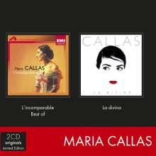 Maria Callas, 2 CDs