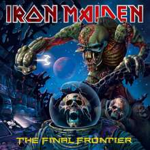 Iron Maiden: The Final Frontier, CD