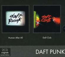 Daft Punk: Human After All / Daft Club (Limited Edition), 2 CDs