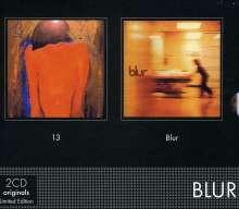 Blur: 13 / Blur, 2 CDs