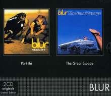 Blur: 2 Originals, 2 CDs