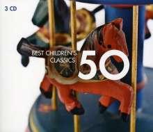 50 Best Children's Classic (EMI), 3 CDs