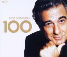Placido Domingo - 100 Best, 6 CDs