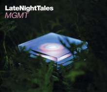 MGMT: Late Night Tales, CD