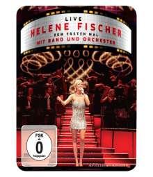 Helene Fischer: Live - zum ersten Mal mit Band & Orchester, Blu-ray Disc