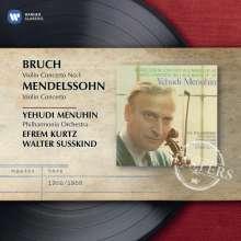 Max Bruch (1838-1920): Violinkonzert Nr.1, CD