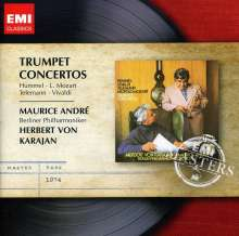 Maurice Andre: tos, CD