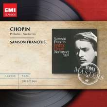 Frederic Chopin (1810-1849): Nocturnes Nr.1-19, 2 CDs