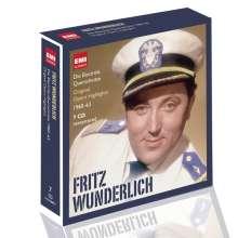 Fritz Wunderlich - Die Electrola-Querschnitte 1960-1963, 7 CDs