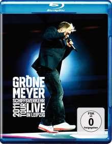 Herbert Grönemeyer: Schiffsverkehr Tour 2011 - Live in Leipzig, Blu-ray Disc