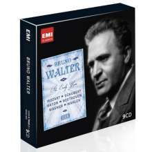 Bruno Walter - The Early Years (Icon Series), 9 CDs