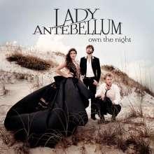 Lady Antebellum: Own The Night, CD
