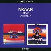 Kraan: Kraan / Wintrup (Classic Albums), 2 CDs