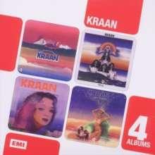 Kraan: 4 Albums, 4 CDs