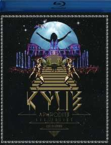 Kylie Minogue: Aphrodite Les Folies - Live In London, 2 Blu-ray Discs