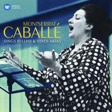 Montserrat Caballe sings Bellini & Verdi Arias, CD