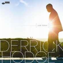 Derrick Hodge (geb. 1979): Live Today, CD