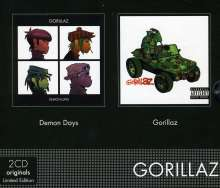 Gorillaz: Demon Days / Gorillaz, 2 CDs
