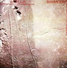 Brian Eno (geb. 1948): Apollo, CD