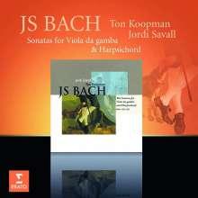 Johann Sebastian Bach (1685-1750): Gambensonaten BWV 1027-1029, CD