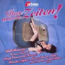 Prisma präsentiert: Das waren Zeiten - Schlagerraritäten, 2 CDs
