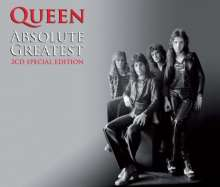 Queen: Absolute Greatest (Special Edition), 2 CDs
