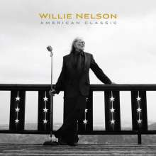 Willie Nelson: American Classic, CD