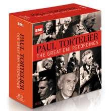 Paul Tortelier - The Great EMI Recordings, 20 CDs