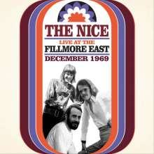 The Nice: Fillmore East 1969, 2 CDs