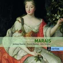 Marin Marais (1656-1728): Pieces de Violes, 2 CDs