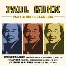 Paul Kuhn (1928-2013): Platinum Collection, 3 CDs