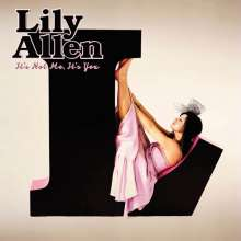 Lily Allen: It's Not Me, It's You, CD