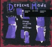 Depeche Mode: Songs Of Faith And Devotion (CD + DVD), CD