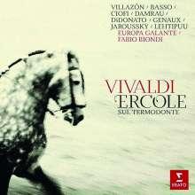 Antonio Vivaldi (1678-1741): Ercole su'l Termodonte, 2 CDs