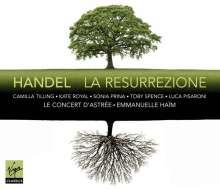 Georg Friedrich Händel (1685-1759): La Resurrezione, 2 CDs