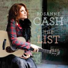Rosanne Cash: The List, CD