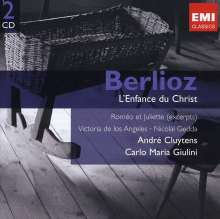 Hector Berlioz (1803-1869): L'Enfance du Christ, 2 CDs