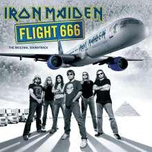 Iron Maiden: Flight 666 (The Original Soundtrack), 2 CDs