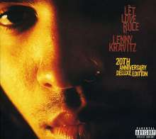 Lenny Kravitz: Let Love Rule (20th Anniversary Deluxe Edition), 2 CDs