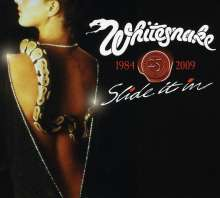 Whitesnake: Slide It In (25th-Anniversary-Edition), CD