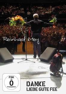 Reinhard Mey: Danke liebe gute Fee: Live 2008, DVD