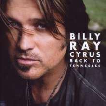 Billy Ray Cyrus: Back To Tennessee, CD
